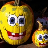 Pumpkin Painting – Sunday 30th of October