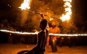 Fire Performers – Wednesday 31st October