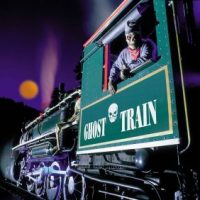 Ghost train – Monday 30th October