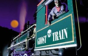 Ghost Train Experience – Sunday 30th of October