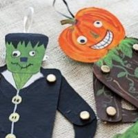 Halloween Arts & Crafts Workshop – Tuesday 31st October