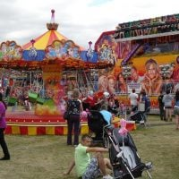 Funfair: Thursday 31st October