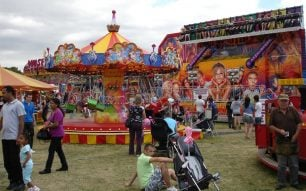 Fun Fair – Wednesday 31st October