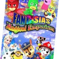 FANTASIAS MAGICAL KIDS SHOW – Thursday 26th October