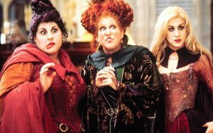 HOCUS POCUS FILM – Tuesday 30th October